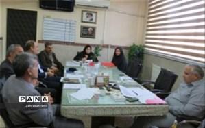 دومین نشست ستاد شاهد در آموزش و پرورش پاکدشت برگزار شد