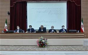 پیشرفت 95 درصدی بزرگترین مرکز اطلاعرسانی گردشگری آذربایجان شرقی در شهرستان ملکان
