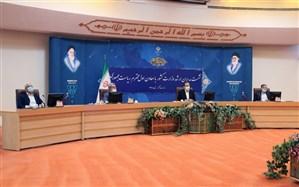 جهانگیری : کارنامه وزارت کشور در هفت سال گذشته بسیار خوب بوده است