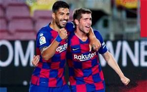 لالیگا؛ بارسلونا سند سقوط همشهریاش را صادر کرد