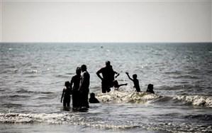 کرونا، آمار غرق شدهها در سواحل مازندران را کاهش داد
