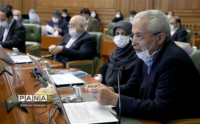 دویست و پانزدهمین جلسه شورای شهر تهران