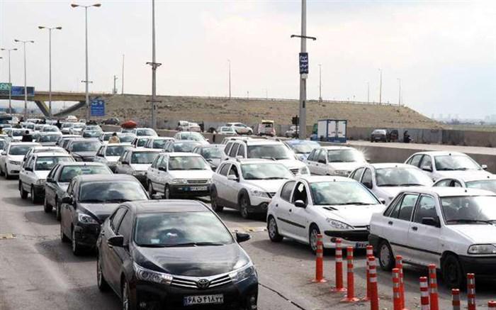 آزادراه کرج - تهران و جاده شهریار