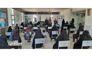 بازدید نمایندگان کمیساریای عالی پناهندگان سازمان ملل متحد از کلاس های طرح NRC دوره سوادآموزی و انتقال
