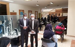 شرکت 1533 نفر در آزمون استخدامی آموزش دهنده نهضت سوادی استان کرمان