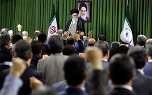 نمایندگان مجلس فردا با رهبر انقلاب اسلامی دیدار میکنند