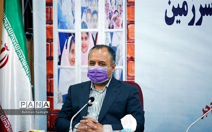 مراسم انعقاد تفاهمنامه بین سازمان نوسازی مدارس کشور و استاندار کردستان