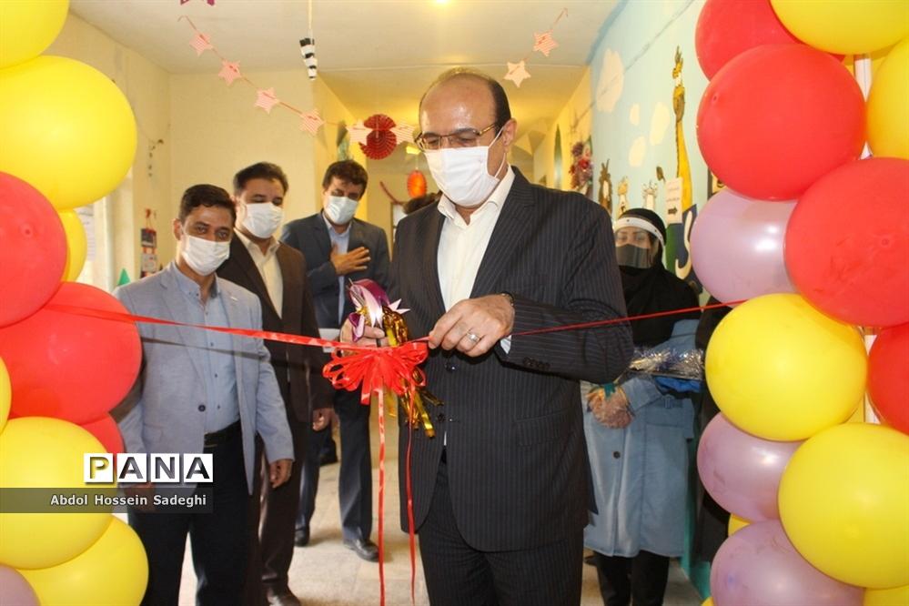 افتتاح فعالیت پایگاههای سنجش نو آموزان استان بوشهر