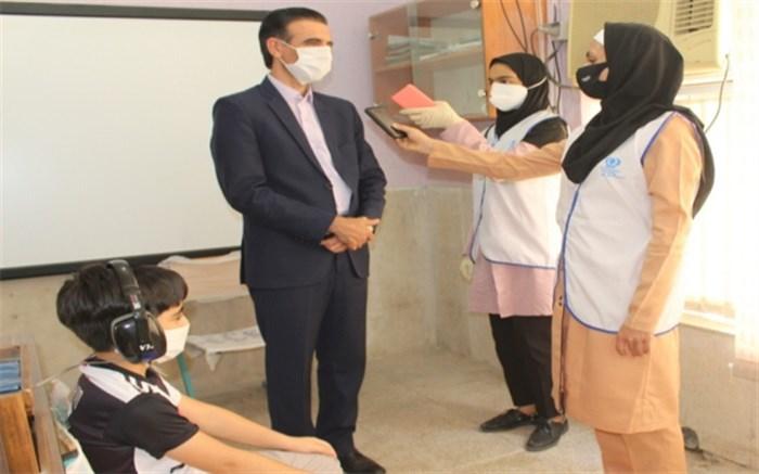 طرح سنجش سلامت برای19 هزار نوآموز بدو ورود به دبستان در استان بوشهر آغاز شد