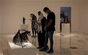 نمایشگاه آثار دیده نشده مش اسماعیل افتتاح شد