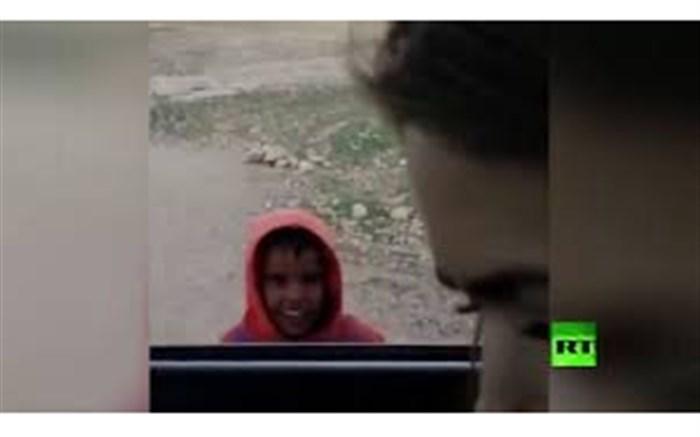 ویدیوی نژادپرستانه