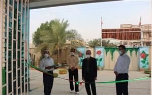 پایگاه سنجش نوآموزان شهرستان دشتی افتتاح شد