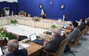رییس جمهوری: دولت آماده همکاری با مجلس برای پیشرفت و آبادانی کشور است