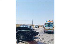 """سانحه رانندگی در محور """"تبریز-ارومیه"""" ۲ نفر را به کام مرگ کشاند"""