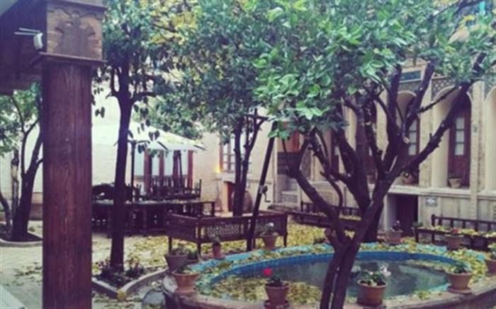بهرهبرداری از شانزدهمین اقامتگاه سنتی استان فارس