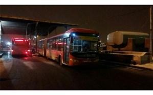 استمرار فعالیت خطوط شبانه اتوبوسرانی پایتخت