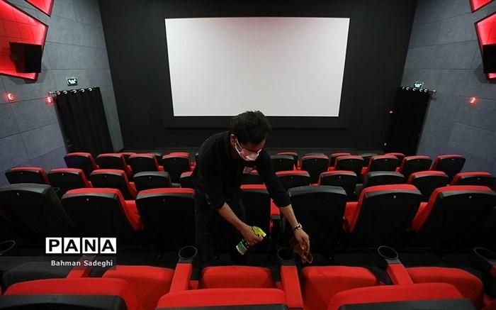 بازگشایی سینماها  پس از 4 ماه تعطیلی-2