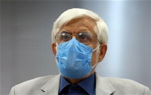 عارف: برای حفاظت از جان هموطنان هر چه سریعتر واکسیناسیون در کشور انجام شود