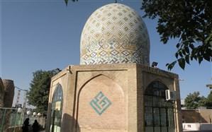 امامزاده اسماعیل شناط ابهر مرمت میشود