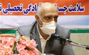افتتاحیه طرح سنجش سلامت بدو ورود شهرستان های استان تهران