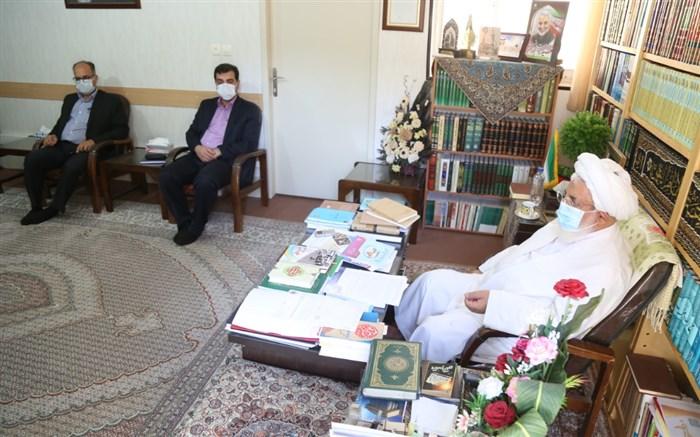 آیت الله ناصری: امروزه هیچ نمادی از معماری ایرانی اسلامی در نقاط جدید شهر یزد دیده نمی شود
