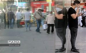 بدبینی مردم تهران نسبت به مهار ویروس کرونا در کوتاه مدت