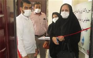 افتتاح واحد مسکونی مددجویان تحت پوشش مدیریت بهزیستی شهرستان بوشهر