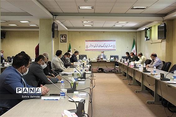 جلسه شورای فرهنگ عمومی شهرستان اسلامشهر