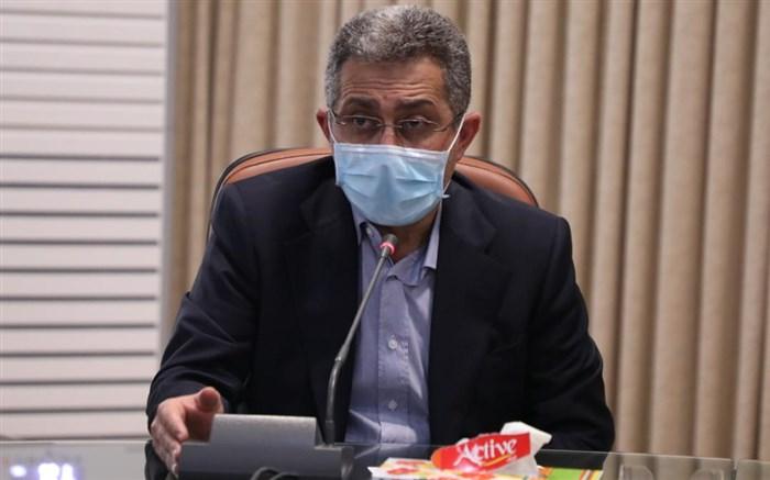 معاون درمان وزیر بهداشت