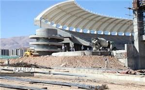 ورزشگاه ۱۵ هزار نفری خرمآباد تا پایان امسال افتتاح می شود