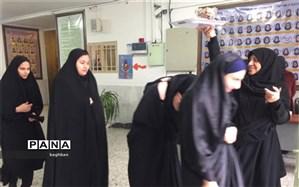 افتخارآفرینی دانش آموزان دبیرستان فرزانگان در مسابقات قرآن و عترت استان یزد