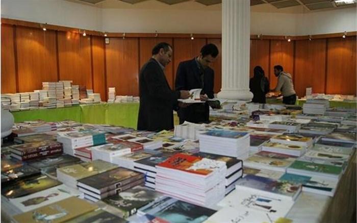 برپایی نمایشگاه کتاب در آستارا