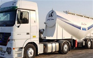 54 هزار تن سیمان سیستان از پایانه مرزی میلک به کشور افغانستان صادر شد