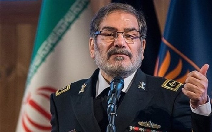 شمخانی خطاب به پامپئو: اعتراف به شکست مقابل ایران قدرتمند بهتر از لافهای احمقانه است