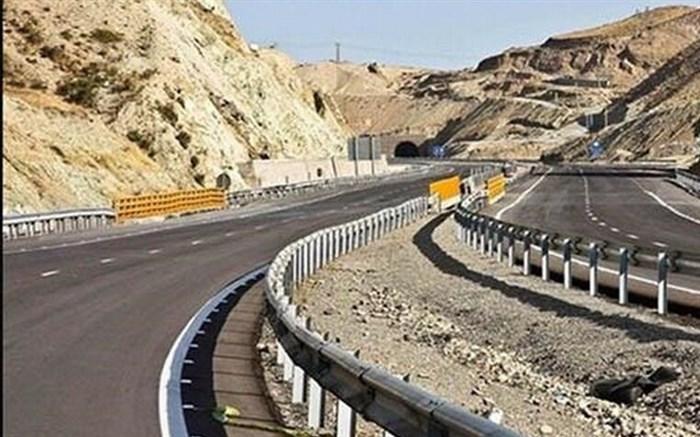 باند جنوبی آزادراه تهران- شمال