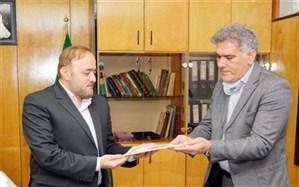 انتصاب سرپرست گروه حقوقی و امور قراردادهای سازمان پژوهش