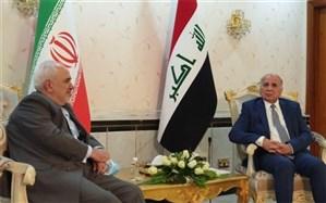 2  دلیل سفر وزیر خارجه عراق به تهران