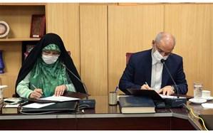 انعقاد توافقنامه همکاری بین آموزشوپرورش و معاونت امور زنان ریاست جمهوری