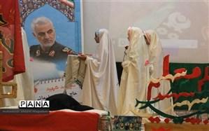 دلنوشته یک دانشآموز درباره «حاج قاسم»: تو فرمانده قلبهای همه ما ایرانیها هستی