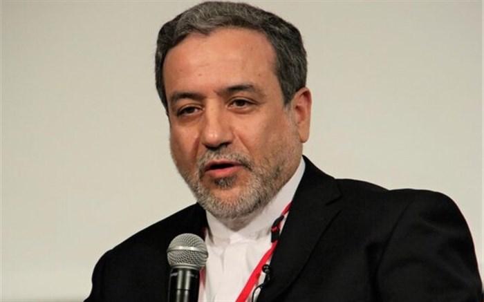 عراقچی: ایران به طالبان تجهیزات نظامی نمیدهد/ هیچ عمدی در برخورد با اتباع افغانستان وجود ندارد