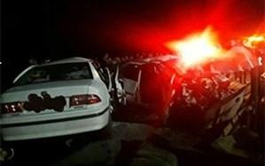 تصادف مرگبار در جاده سراوان - فومن