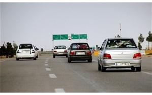 سفرهای برون شهری ٣ درصد کاهش یافت