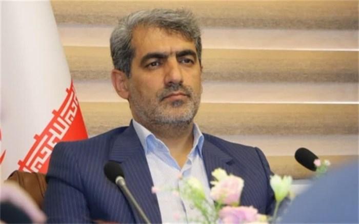 نشست مدیر کل البرز در نشست شورای معاونان وزارت آموزش و پرورش