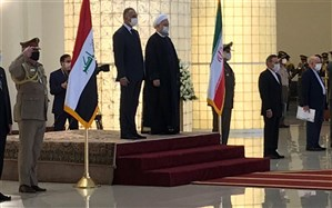 وزیر خارجه عراق حامل چه پیامی برای روحانی بود؟