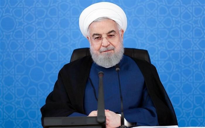روحانی خبر داد: تصمیم ایران و عراق برای ارتقای روابط تجاری به ۲۰ میلیارد دلار