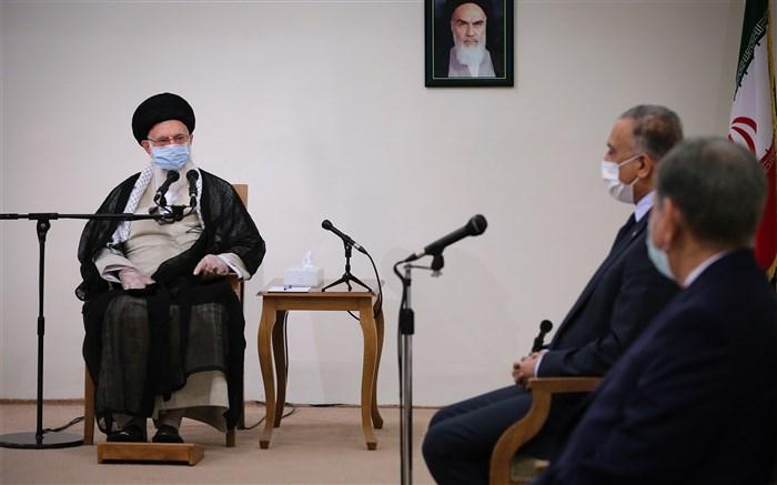 نخست وزیر عراق به دیدار رهبر انقلاب رفت