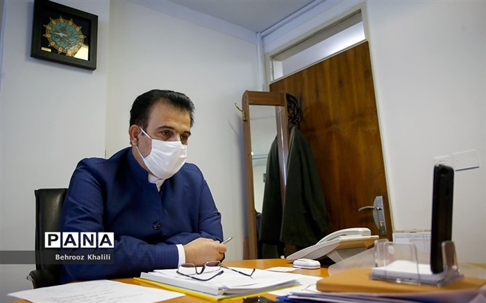 نشست خبری مسیبزاده درباره برگزاری مرحله کشوری سی و هشتمین دوره مسابقات قرآن، عترت و نماز