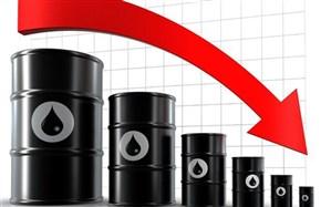 افت قیمت نفت در پی افزایش ذخیرهسازیهای آمریکا