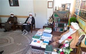 آیت الله ناصری: توجه به قرآن در مدارس و دانشگاه فرهنگیان افزایش یابد