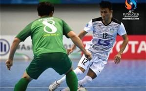 قرعهکشی جام باشگاههای فوتسال آسیا ۱۳ شهریور برگزار می شود